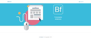 Software para crear formularios dinámicos y administrar su informacion